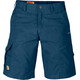 Fjällräven Karl - Pantalones cortos Hombre - azul/Azul petróleo